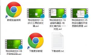 VB梦工厂特征码定位器开发系列教程