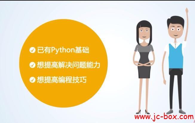 Python进阶强化训练